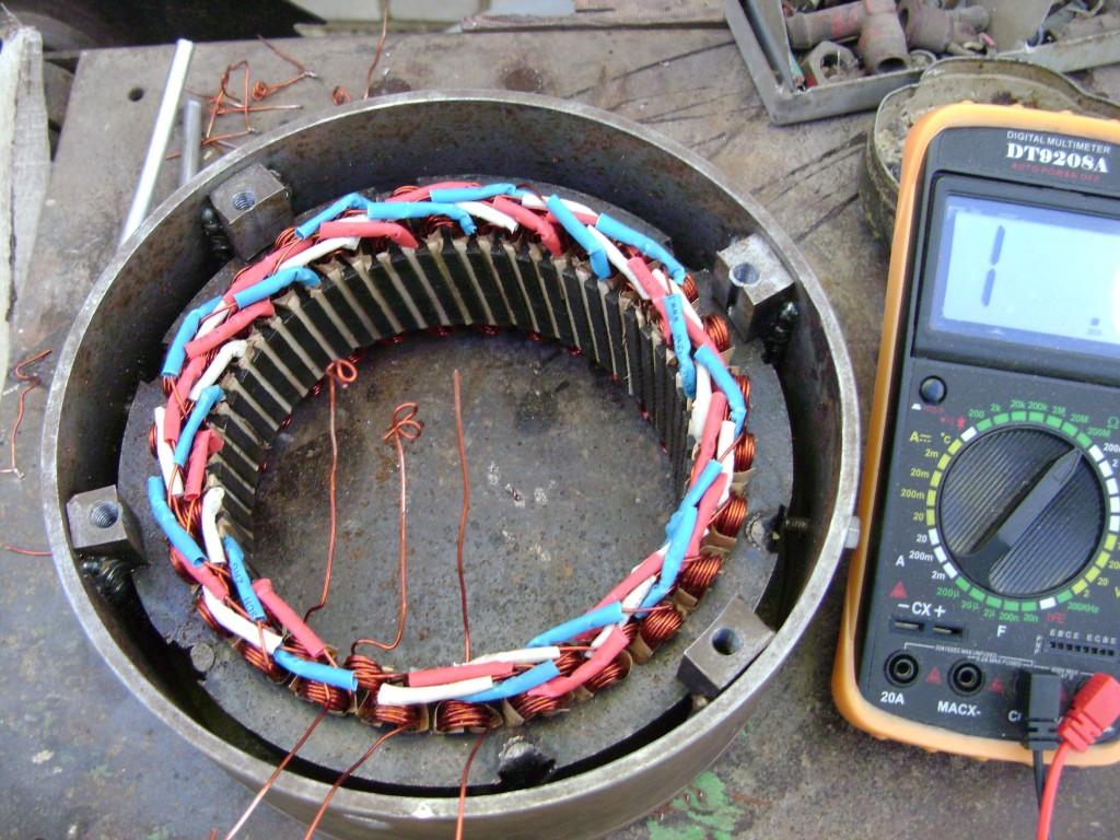 генераторы се схемы описание самому